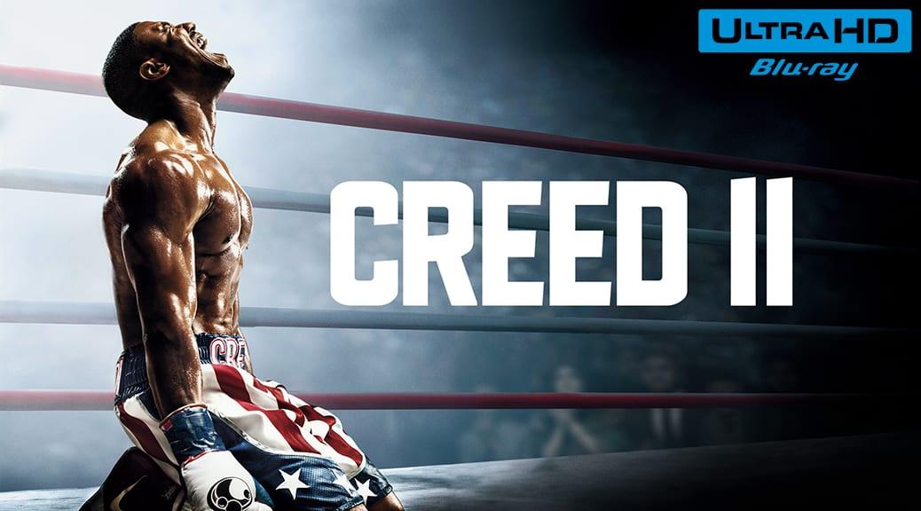 Creed II (2018) de Steven Caple Jr. – Blu-ray 4K Ultra HD