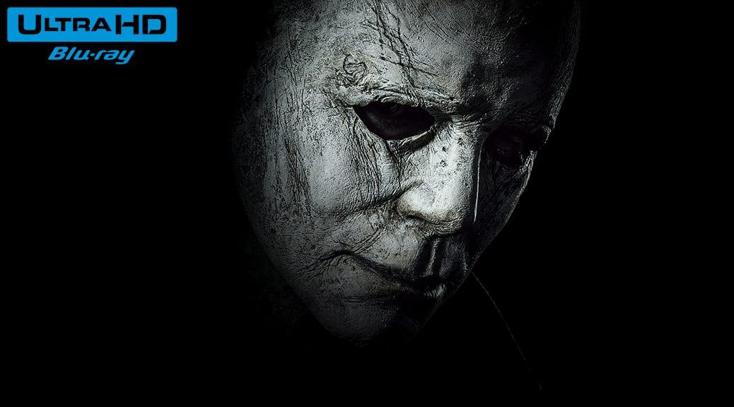 Halloween (2018) de David Gordon Green – Blu-ray 4K Ultra HD