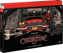 Christine (1983) de John Carpenter - Édition Coffret Ultra Collector - Packshot Blu-ray 4K Ultra HD