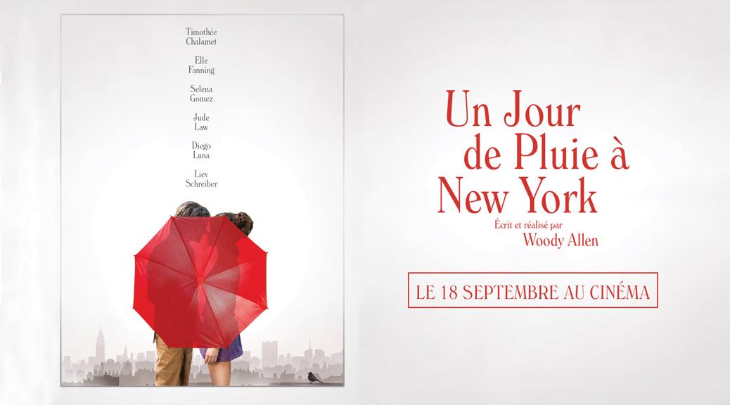 Un jour de pluie à New York - Image une fiche film