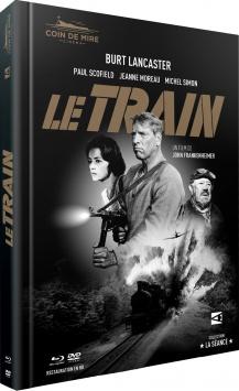 Le Train - Jaquette Blu-ray