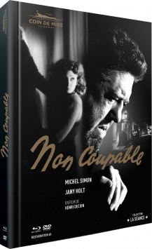 Non Coupable - Jaquette Blu-ray 3D