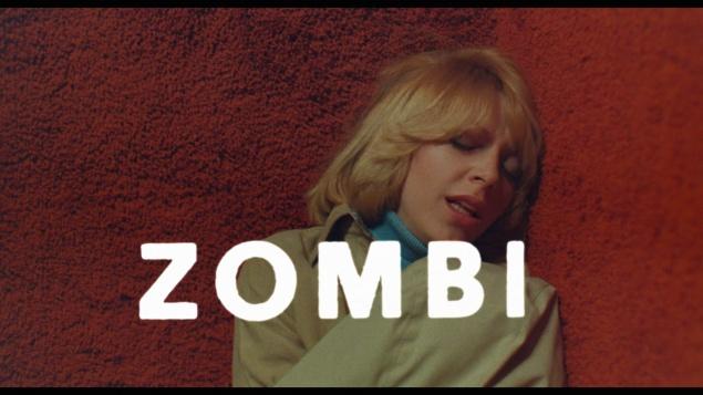 Zombie - Capture Blu-ray Version europénne - ESC