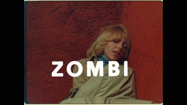 Zombie - Capture Blu-ray Version europénne Full frame - ESC