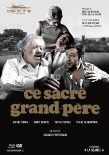 Ce sacré grand-père - Jaquette Blu-ray