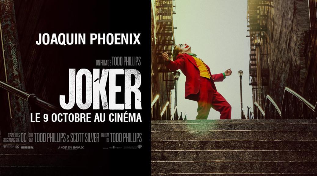 Joker - Image une fiche film