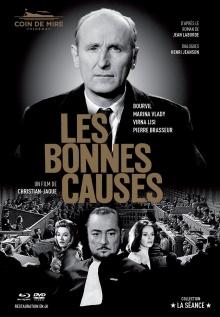 Les Bonnes causes - Jaquette Blu-ray