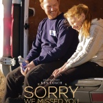 Sorry We Missed You - Affiche