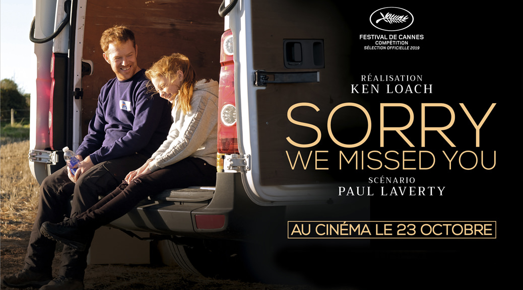 Sorry We Missed You - Image une fiche film