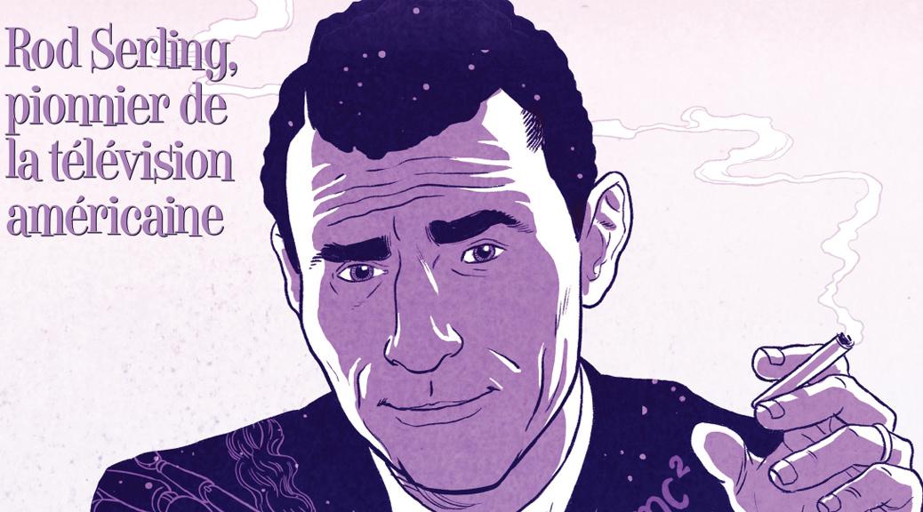 Rod Serling - Image une Chronique livre