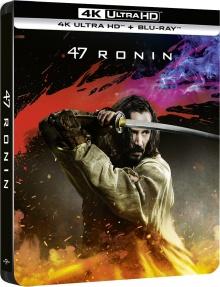 47 Ronin (2013) de Carl Rinsch – Packshot Blu-ray 4K Ultra HD