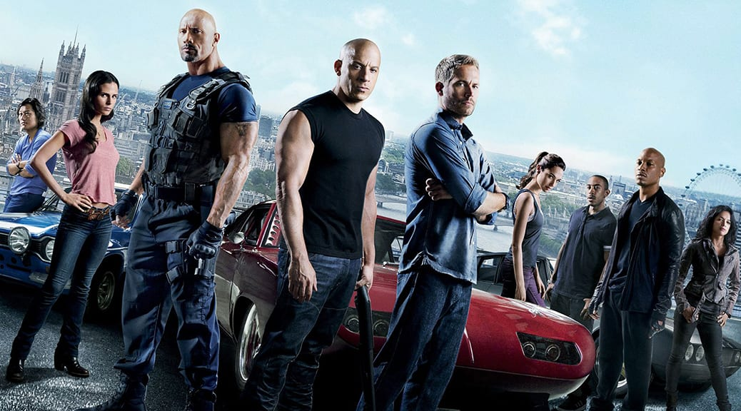 La saga Fast & Furious en Blu-ray 4K Ultra HD