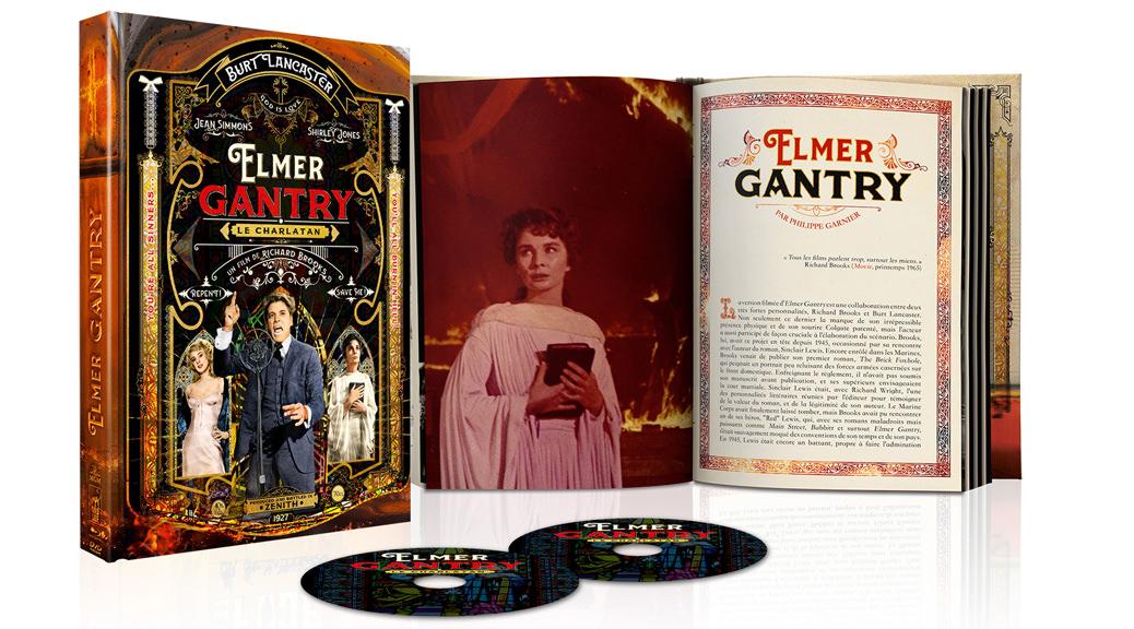 Elmer Gantry - Image une jeu cooncours