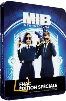 Men in Black : International (2019) de F. Gary Gray - Steelbook Édition spéciale Fnac - Packshot Blu-ray 4K Ultra HD