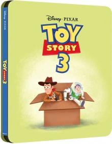 Toy Story 3 (2010) de Lee Unkrich - Steelbook - Packshot Blu-ray 4K Ultra HD