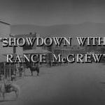 The Twilight Zone - S3 : Règlements de compte pour Rance McGrew