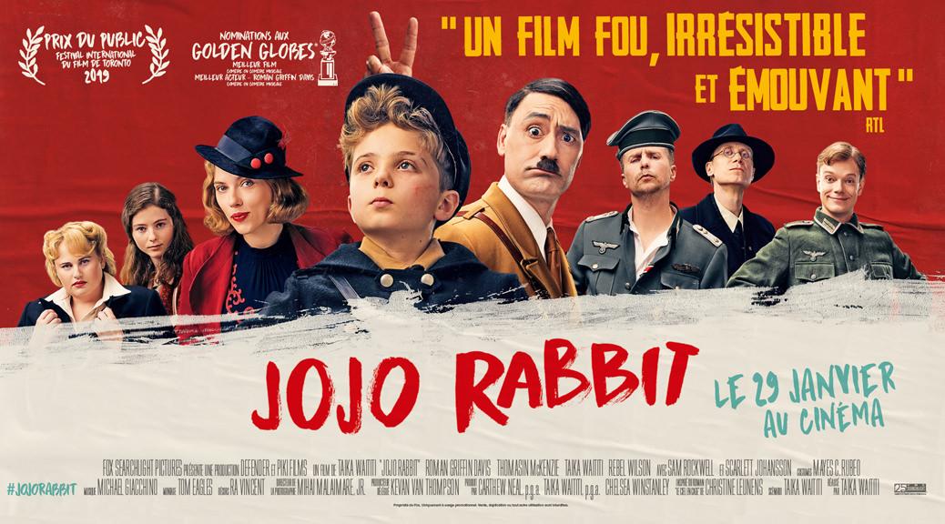 Jojo Rabbit - Image une fiche film