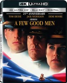 Des hommes d'honneur (1992) de Rob Reiner – Packshot Blu-ray 4K Ultra HD