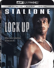 Haute sécurité (1989) de John Flynn – Packshot Blu-ray 4K Ultra HD