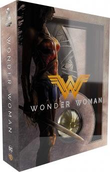 Wonder Woman (2017) de Patty Jenkins - Édition Titans of Cult - SteelBook – Packshot Blu-ray 4K Ultra HD