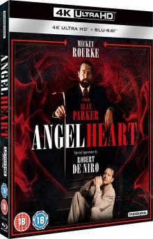 Angel Heart (1987) de Alan Parker - Packshot Blu-ray 4K Ultra HD