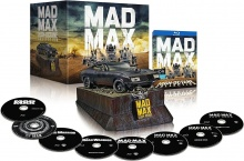 Mad Max - High Octane Collection - Packshot Blu-ray 4K Ultra HD