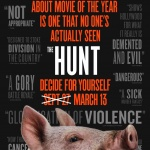 The Hunt - Affiche US