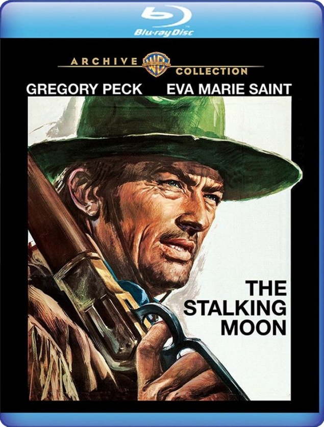 L'Homme sauvage (The Stalking Moon) - Jaquette Blu-ray