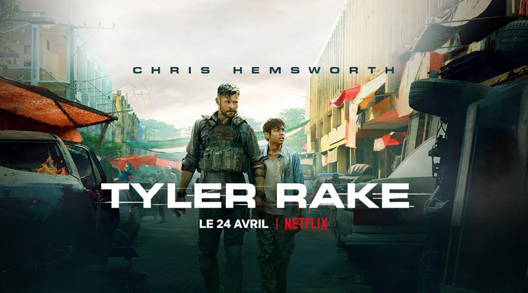 Tyler Rake (Extraction) - Image une fiche film