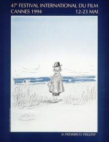 Festival de Cannes 1994 - Affiche