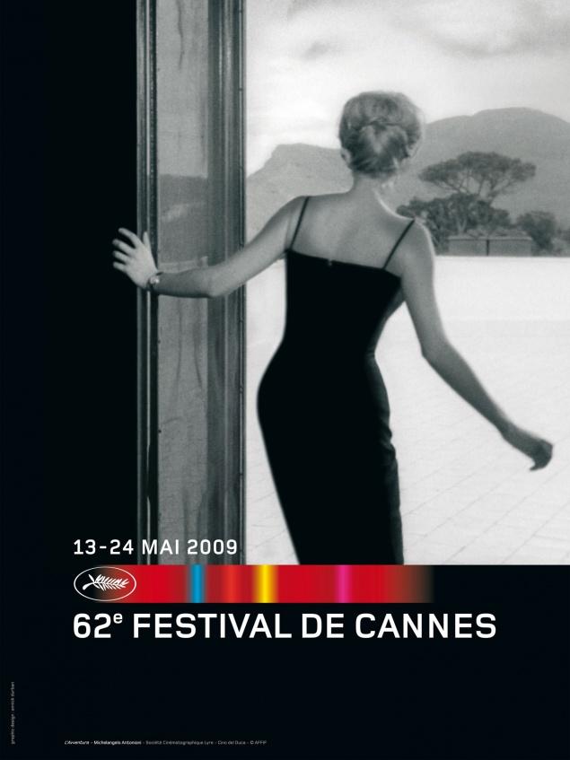 Festival de Cannes 2009 - Affiche