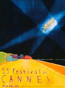 Festival de Cannes 2002 - Affiche