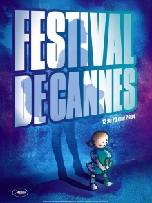 Festival de Cannes 2004 - Affiche