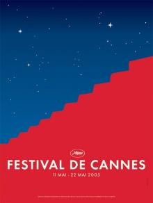 Festival de Cannes 2005 - Affiche