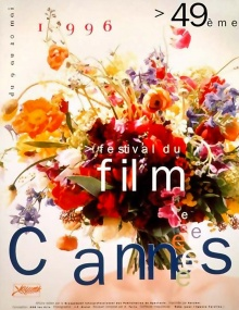 Festival de Cannes 1996 - Affiche