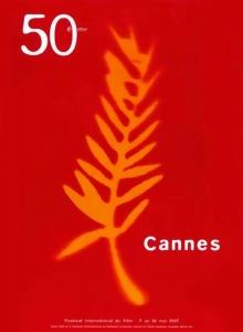 Festival de Cannes 1997 - Affiche