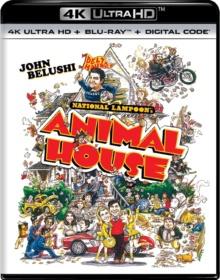 American College (1978) de John Landis – Packshot Blu-ray 4K Ultra HD