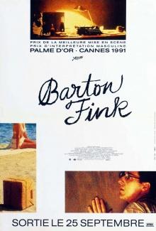 Barton Fink - Affiche