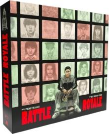 Battle Royale - Édition Ultimate - Packshot Blu-ray 4K Ultra HD