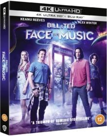 Bill & Ted face the music (2020) de Dean Parisot - Packshot Blu-ray 4K Ultra HD