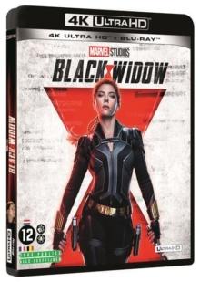 Black Widow (2021) de Cate Shortland - Packshot Blu-ray 4K Ultra HD