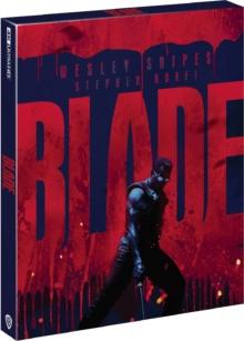 Blade (1998) de Stephen Norrington - Édition SteelBook – Packshot Blu-ray 4K Ultra HD