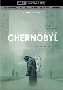 Chernobyl (2019) de Craig Mazin – Packshot Blu-ray 4K Ultra HD