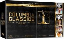 Columbia Classics 4K Ultra HD Collection – Volume 1 – Packshot Blu-ray 4K Ultra HD