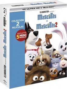 Comme des bêtes 1 & 2 – Packshot Blu-ray 4K Ultra HD