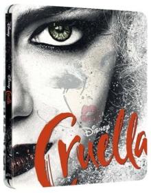 Cruella (2021) de Craig Gillespie - Édition Spéciale Fnac Steelbook – Packshot Blu-ray 4K Ultra HD