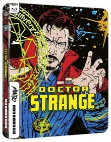 Doctor Strange - Édition Steelbook Mondo – Packshot Blu-ray 4K Ultra HD