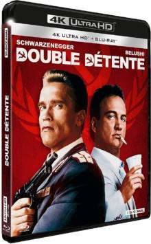 Double détente (1988) de Walter Hill – Packshot Blu-ray 4K Ultra HD