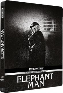 Elephant Man - Jaquette Blu-ray