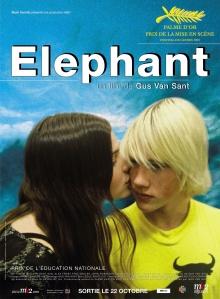 Elephant - Affiche